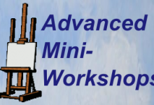 Advanced Mini-Workshops