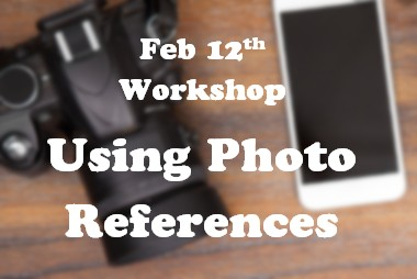 Workshop: Using Photo References