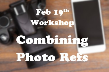 Workshop: Combining Photo References